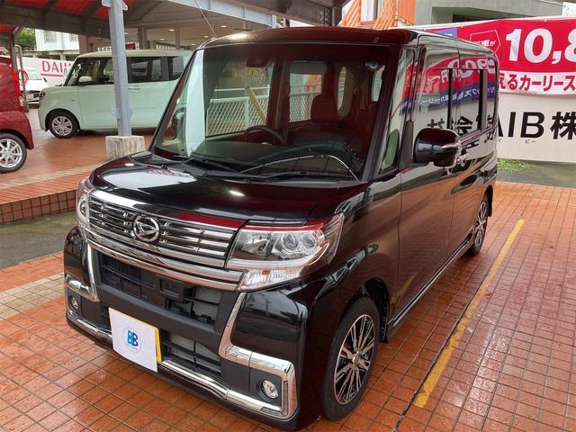 沖縄県那覇市の中古車ならタント カスタムX トップエディションSAII