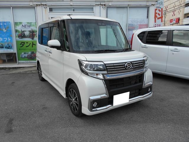 沖縄県の中古車ならタント カスタムX トップエディションVS SAIII
