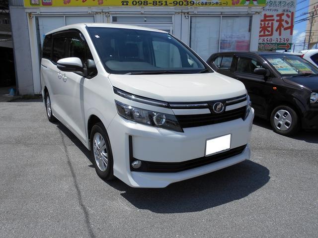 沖縄県糸満市の中古車ならヴォクシー V