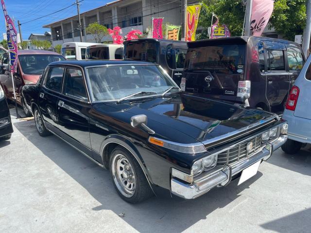 沖縄県沖縄市の中古車ならクラウン  コラム ベンチシート