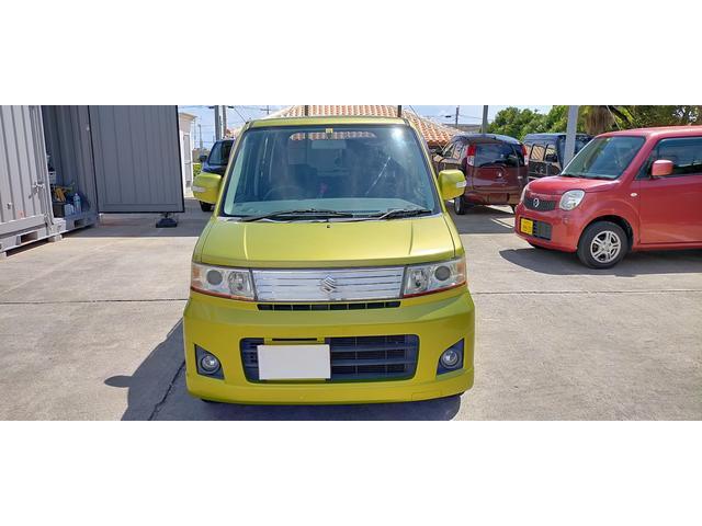 沖縄の中古車 スズキ ワゴンR 車両価格 24万円 リ済込 2007(平成19)年 12.7万km グリーン