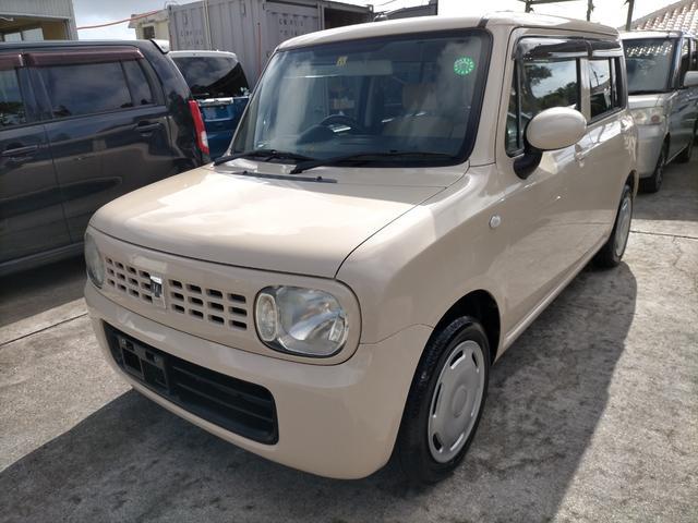沖縄県糸満市の中古車ならアルトラパン G 本土中古車2年保証付き