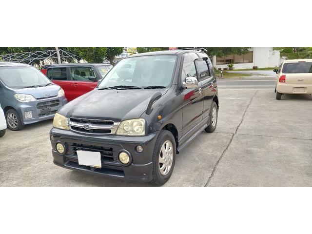 沖縄県中頭郡西原町の中古車ならテリオスキッド  現状販売車タイミングベルト交換済み