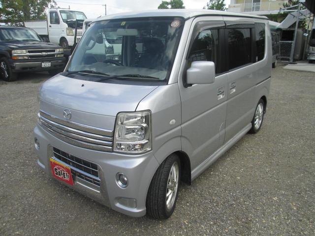 沖縄県うるま市の中古車ならスクラムワゴン PZターボ