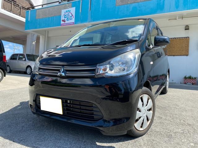 沖縄県の中古車ならeKワゴン E 電動格納ミラー スマートキー ベンチシート Wエアバック