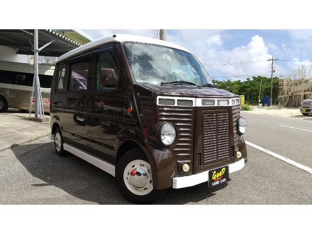 沖縄県宮古島市の中古車ならエブリイ PA フレンチバス・キッチンカー仕様