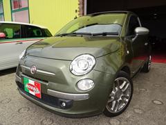 500Cバイ ディーゼル 50台限定車 500C byDIESEL イタリアブランドコラボモデル