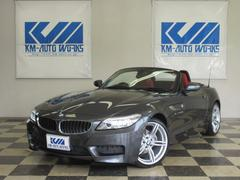 BMW Z4 sDrive20i Mスポーツ 赤革S−H ナビTV ETC