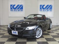 BMW Z4sDrive20iハイライン コーラルレッドレザー S−H