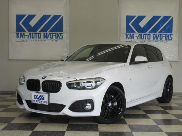 BMW 118i Mスポーツ エディションシャドー Bカメラ