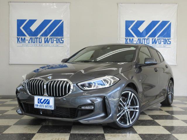 BMW 1シリーズ 118d Mスポーツ ライブコックピット ワイヤレスチャージ iDrive ドライビングアシスト Mスポーツサスペンション ETC機能付きルームミラー