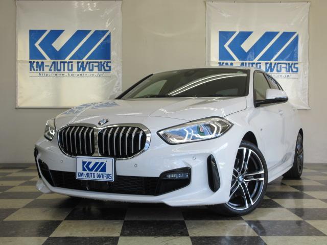BMW 118d Mスポーツ エディションジョイ+ ナビゲーションPKG コンフォートPKG オートマチック・テールゲート・オペレーション ACC ストレージPKG BMWライブ・コックピット ルームミラーETC