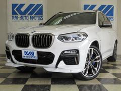 BMW X3M40d
