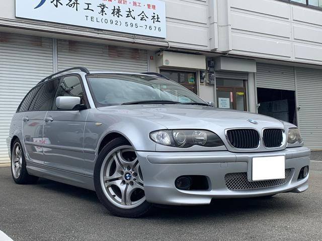 BMW 318iツーリング Mスポーツパッケージ ビ バックカメラ