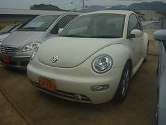 VW ニュービートル特別仕様車レザー