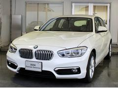 BMW118d スタイルスマートキー LEDライトPサポートPKG