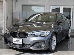 BMW118i MスポーツACCスマートキーLEDライトPサポート