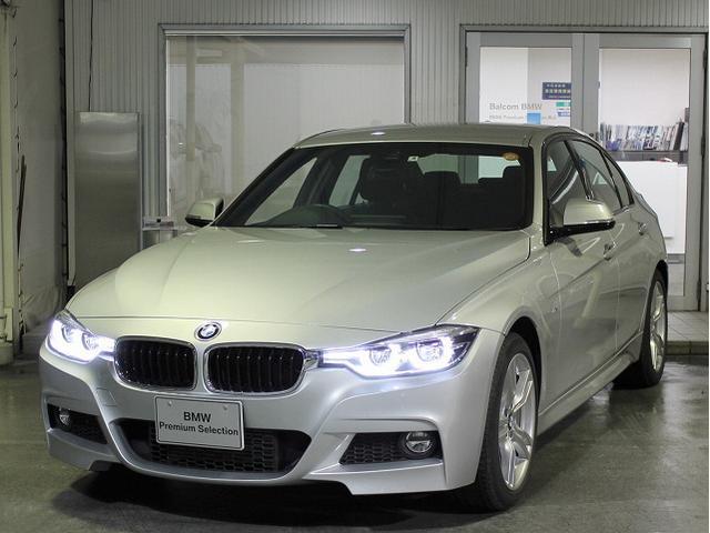BMW 318i Mスポーツ LEDライト 18AW クルコン