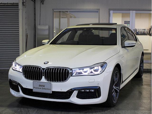 BMW 740eアイパフォーマンス Mスポーツレーザーライト20AW
