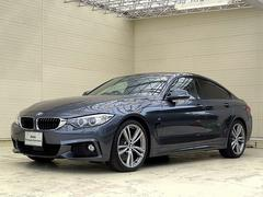 BMW 420iグランクーペ Mスポーツ 赤革 OP19AW ACC