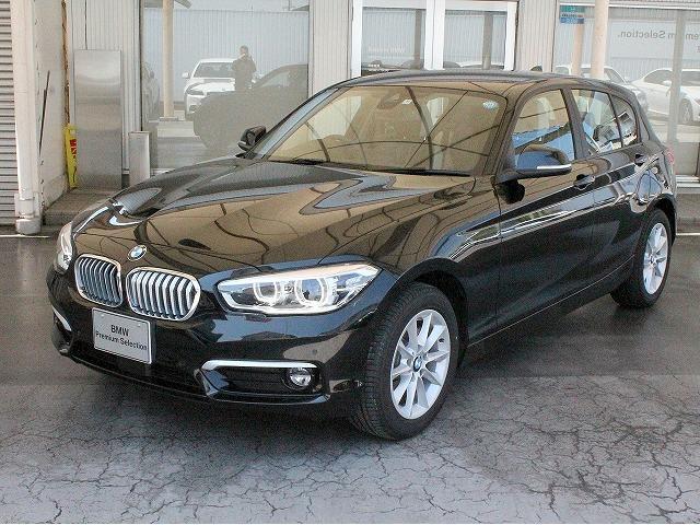 BMW 118d スタイル LEDヘッド 16AW スマートキー