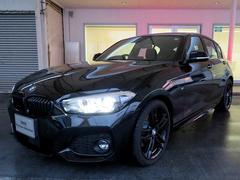 BMW118d Mスポーツ エディションシャドー 18AW