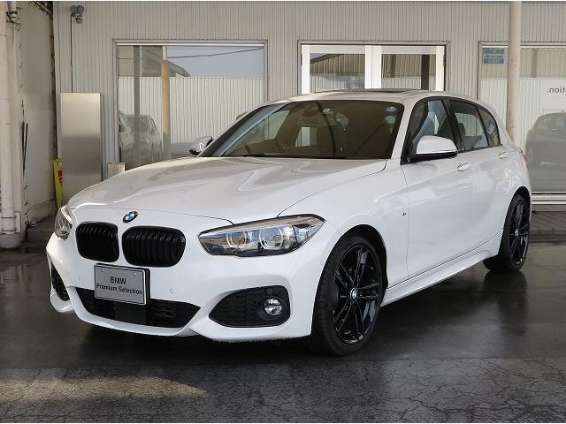 BMW 118i Mスポーツ エディションシャドー SR 黒革