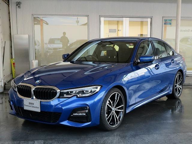 BMW 320i Mスポーツ デビュー&サウンドP 19AW 黒革