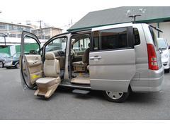 セレナVアンシェンテ 福祉車輌 助手席電動乗降装置