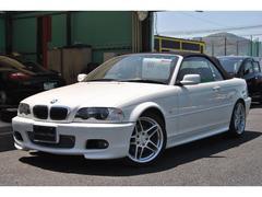 BMW330Ciカブリオーレ Mスポーツパッケージ