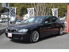 BMW740i 黒革 サンルーフ