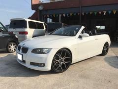 BMW335iカブリオレ 20ジオバンナ