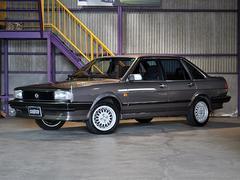 VW サンタナGi BBS15インチ 純正エアロ