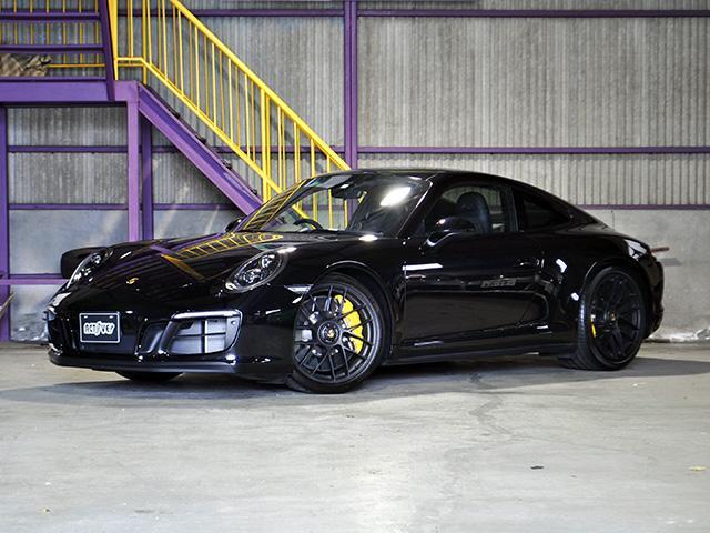 ポルシェ 911カレラGTS PCCB スポエキ 1オーナー