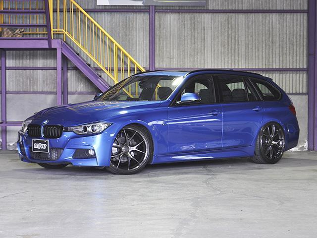 BMW 320dブルーパフォーマンス Mスポーツ Mスポーツ・サンルーフ・ACC・サイドカメラ・バックカメラ・HDDナビ