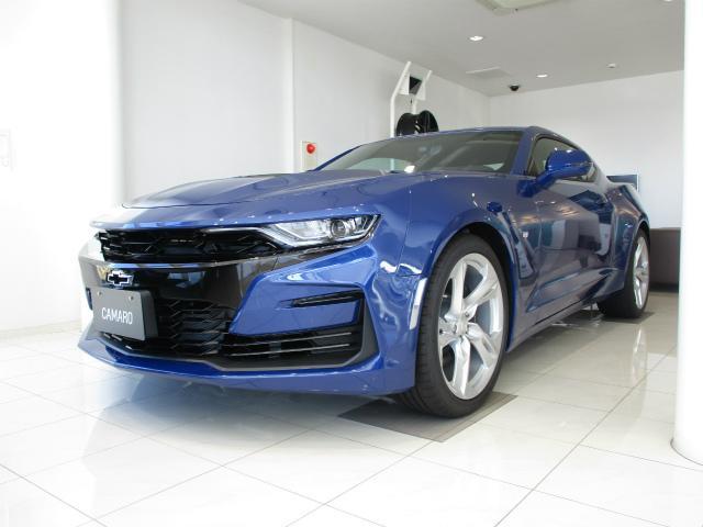 シボレー SS 2019年モデル新車 6.2リットルV8エンジン