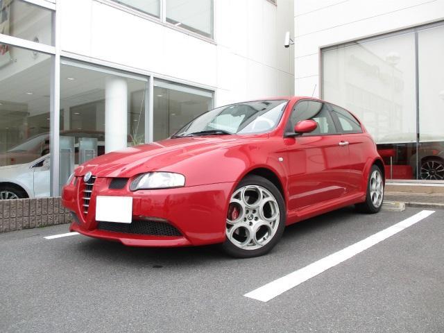 アルファロメオ GTA 左ハンドル 6速マニュアル 3.2リットルV6