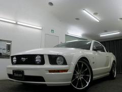 フォード マスタングV8 GT プレミアム 本革シート StradaHDDナビ