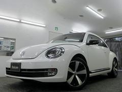 VW ザ・ビートルターボ クールスターPKG レザー調シートカバー クルコン