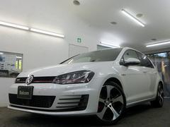 VW ゴルフGTIDCCパッケージ DiscoverPro プッシュスタート