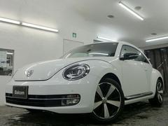 VW ザ・ビートルターボ クールスターPKG SDナビ フルセグTV Bカメラ