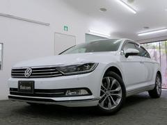 VW パサートTSIハイライン LEDヘッドライトPKG ACC 革シート