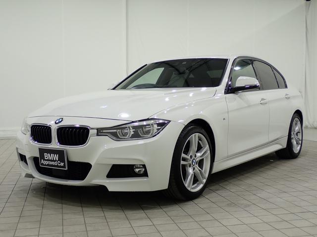 BMW 320i Mスポーツ LED 18AW ACC スマートキー