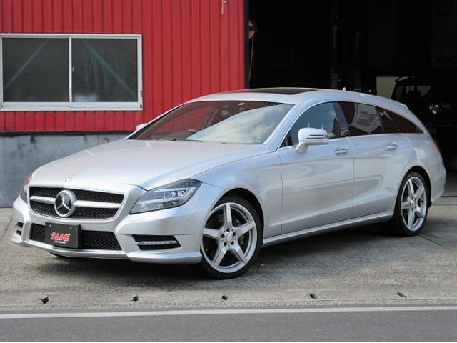 MERCEDES BENZ CLS-CLASS SHOOTING BRAKE