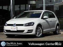 VW ゴルフTSIハイラインデアエアステ ナビ バックカメラ 認定中古車
