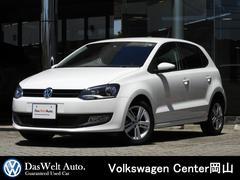 VW ポロアクティブ ブルーモーションテクノロジー 純ナビ 認定中古車