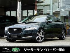 ジャガー XFプレステージ 当店試乗車 ACC 認定中古車