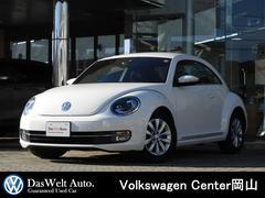 VW ザ・ビートルデザイン 純正ナビ ETC キセノンヘッドライト 認定中古車