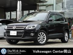 VW ティグアンスポーツ&スタイル フルタイム4WD 純正ナビ 認定中古車