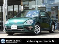 VW ザ・ビートルデザイン キセノンヘッドライト 純正ナビ ETC 認定中古車
